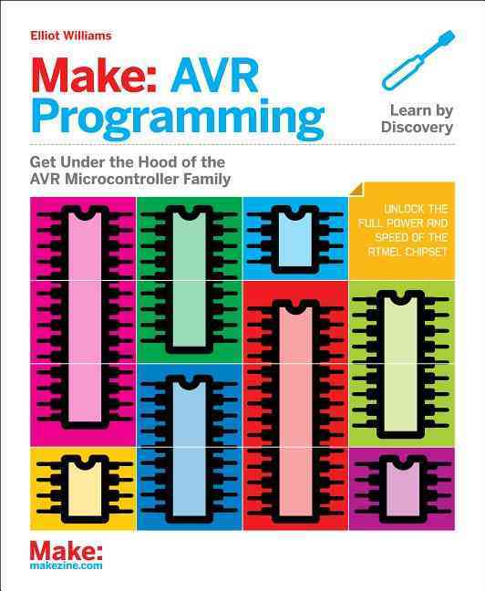 Avr Programming By Williams, Elliot